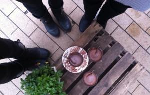 Duurzaam Sanans: Commercie, Kunst en Eten