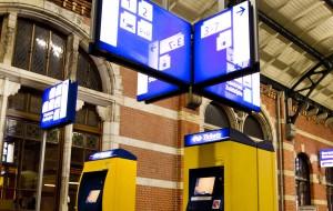 Duurzaam Sanans: Met de trein
