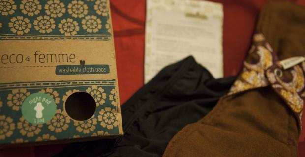 Duurzaam Sanans: Menstrueren